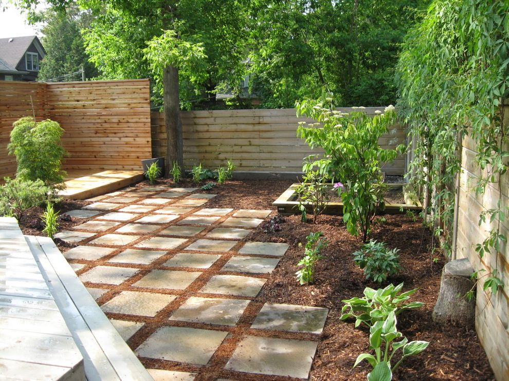 Permeable Pavers Cost Midcentury Landscape and Diamond