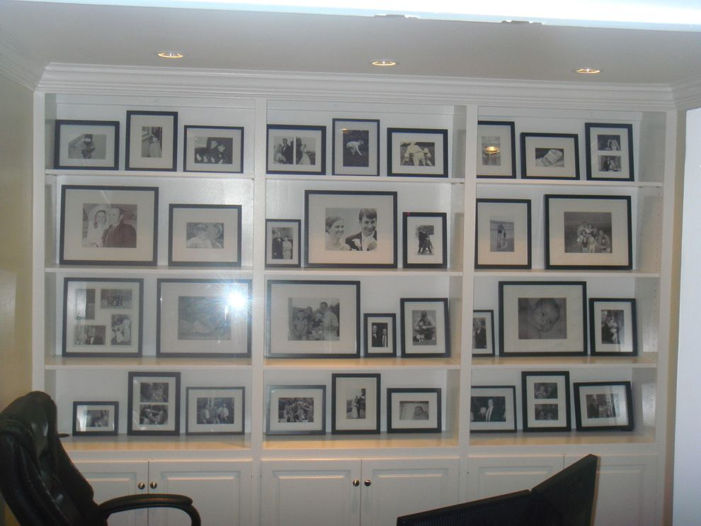 Picture Frames 9x12   Modern Home Office  and Black and White Clean Collage Graphic Photos Pottery Barn Wall Art