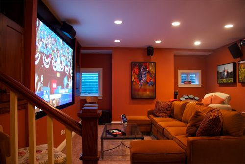Platinum Theaters    Spaces  and Audio Visual Chicago Home Media Design Home Theater Home Theater Installation