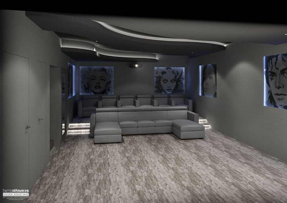 Platinum Theaters with  Home Theater  And