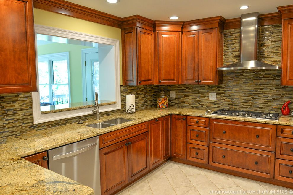 Kitchen Remodeling In Ridgefields – Kingsport, Tn $style In $location