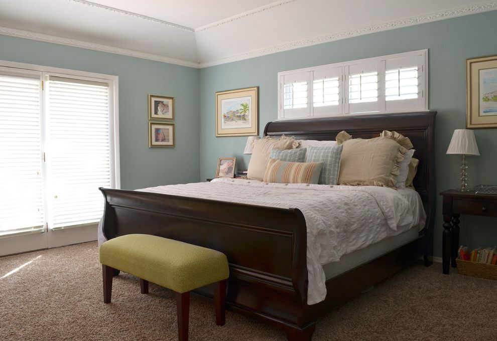 Plumbers Tyler Tx   Traditional Bedroom Also Bed Blue Master Ranch Texas Traditional