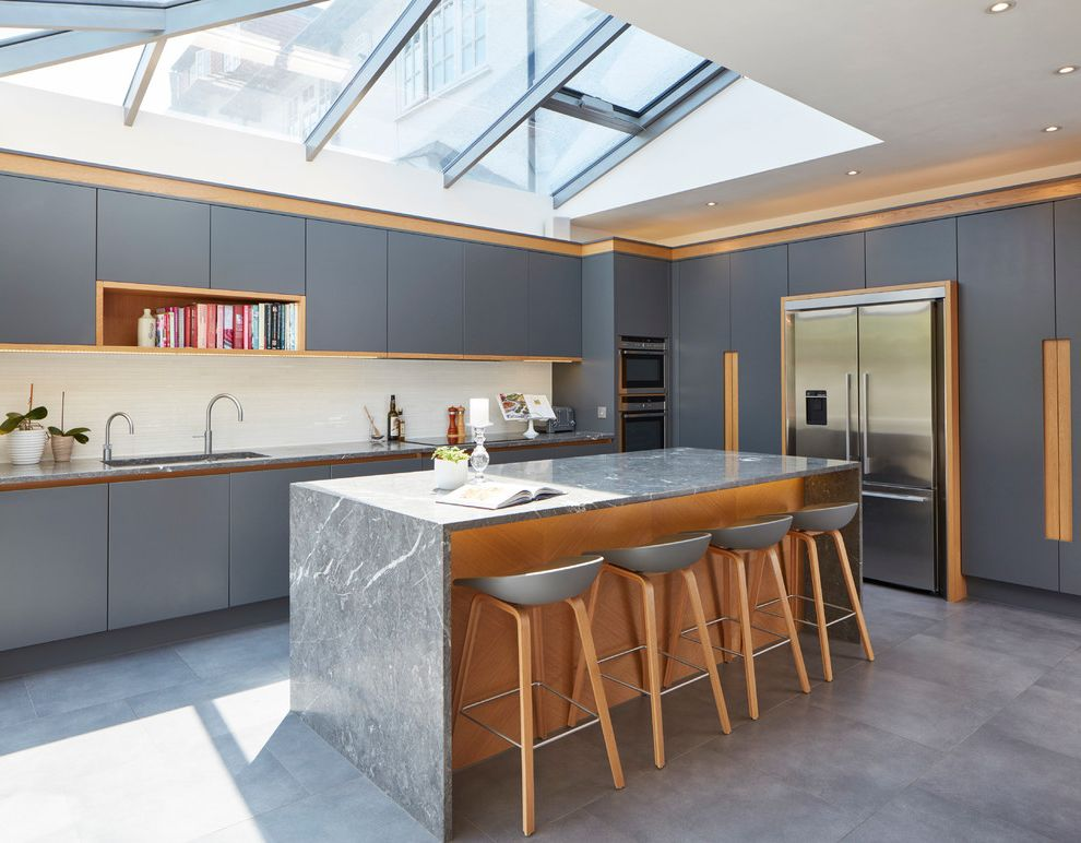 Bespoke Kitchen In London Townhouse $style In $location
