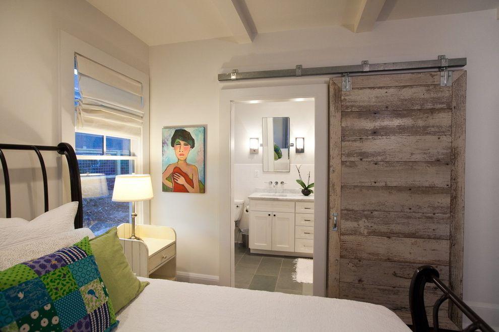 Pottery Barn Recliner   Contemporary Bedroom Also Art Barn Door Bathroom Bed Blind Night Stand Sliding Door Tiled Floor Vanity Window Treatment
