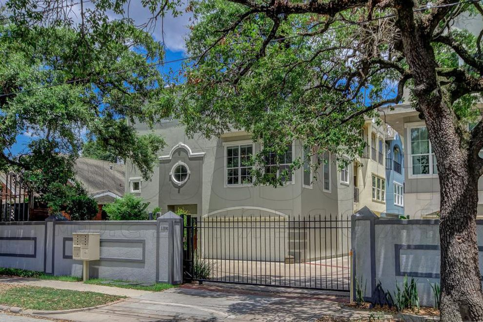 Private Investigator Houston Tx with Traditional Exterior  and 3 Bedroom Free Standing Home for Sale Houston Houston Heights Real Estate Texas Traditional