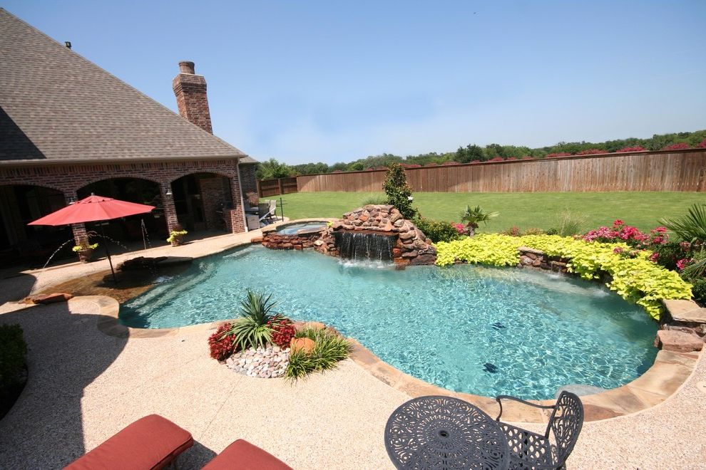 Pulliam Pools   Traditional Pool Also Traditional