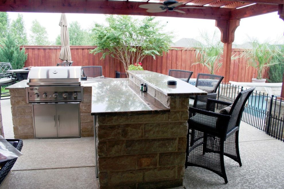 Outdoor Kitchens-pergolas $style In $location