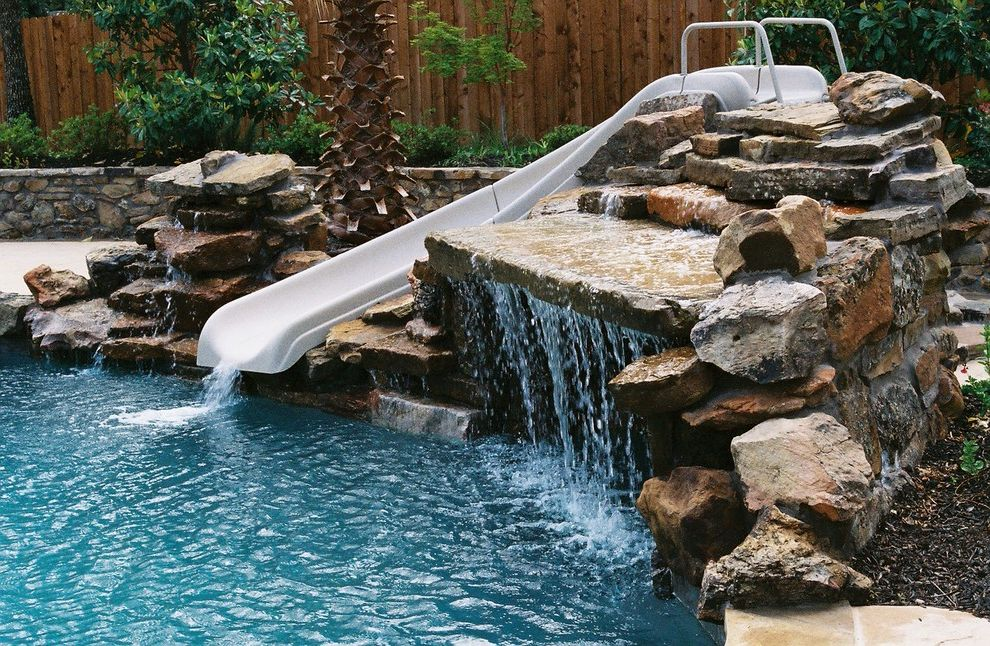 Pulliam Pools with Traditional Pool  and Traditional