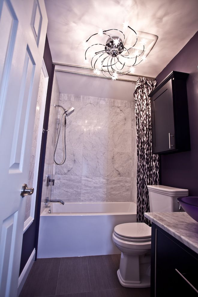 Purple Vessel Sinks with Traditional Bathroom Also Bathroom Budget Budget Friendly Chandelier Contemporary Light in Sink Lights Purple Small Small Contemporary Bathroom Vessle Sink White Carrara