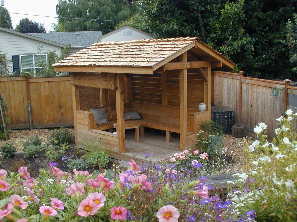 Quonset Hut Kits   Eclectic Landscape Also Book Cabin Colorful Compost Cozy Edible Flowers Garden Getaway Kindle Patio Reading Retreat Shelter Tea Tea House