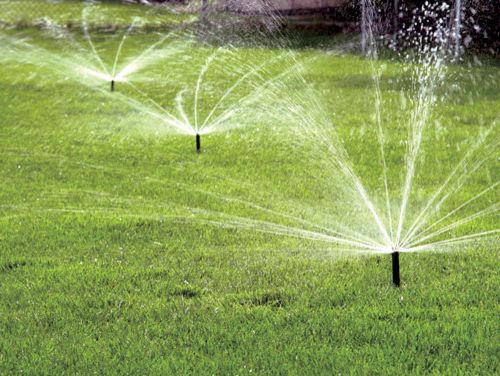 Rain Bird Sprinkler Valve    Spaces  and Irrigation Equipment Rainbird Rotary Nozzles