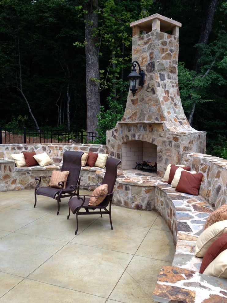 Realty South Birmingham   Traditional Patio  and Traditional