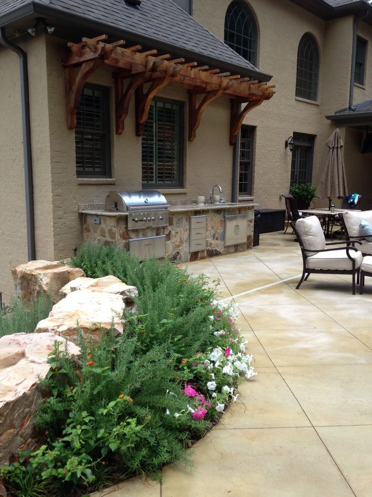 Realty South Birmingham with Traditional Patio Also Traditional
