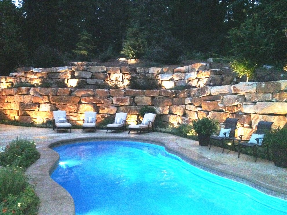 Realty South Birmingham with Traditional Pool Also Traditional