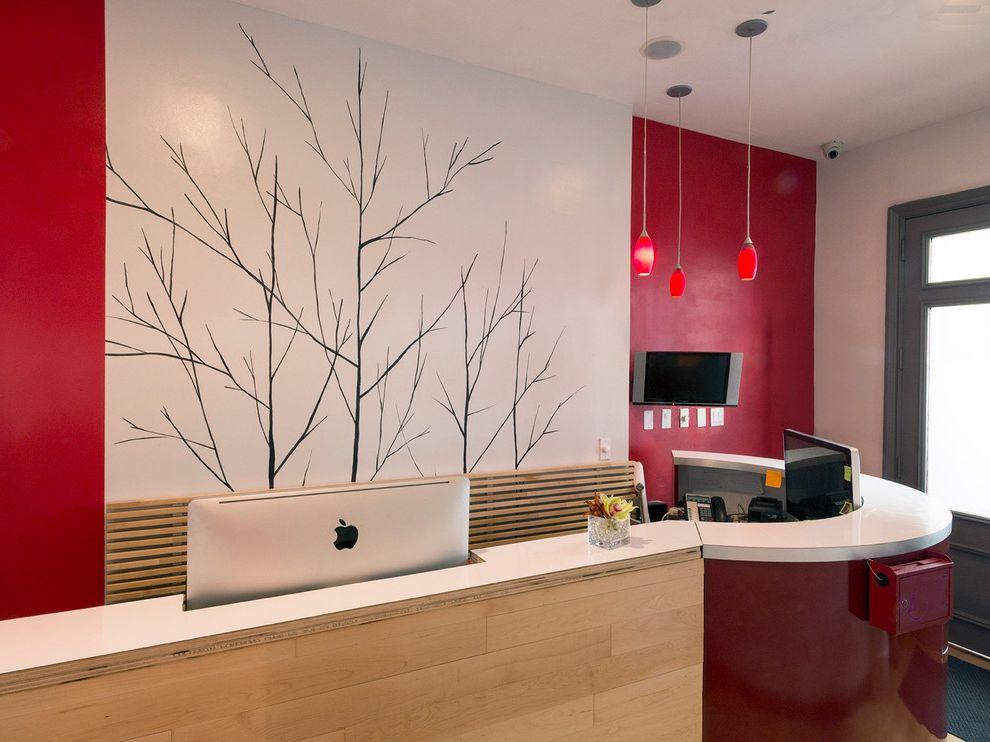 Red & White Spa, Soho $style In $location