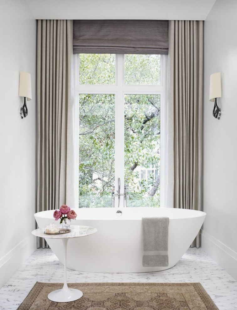 Reglaze Tub Cost with Contemporary Bathroom  and Contemporary