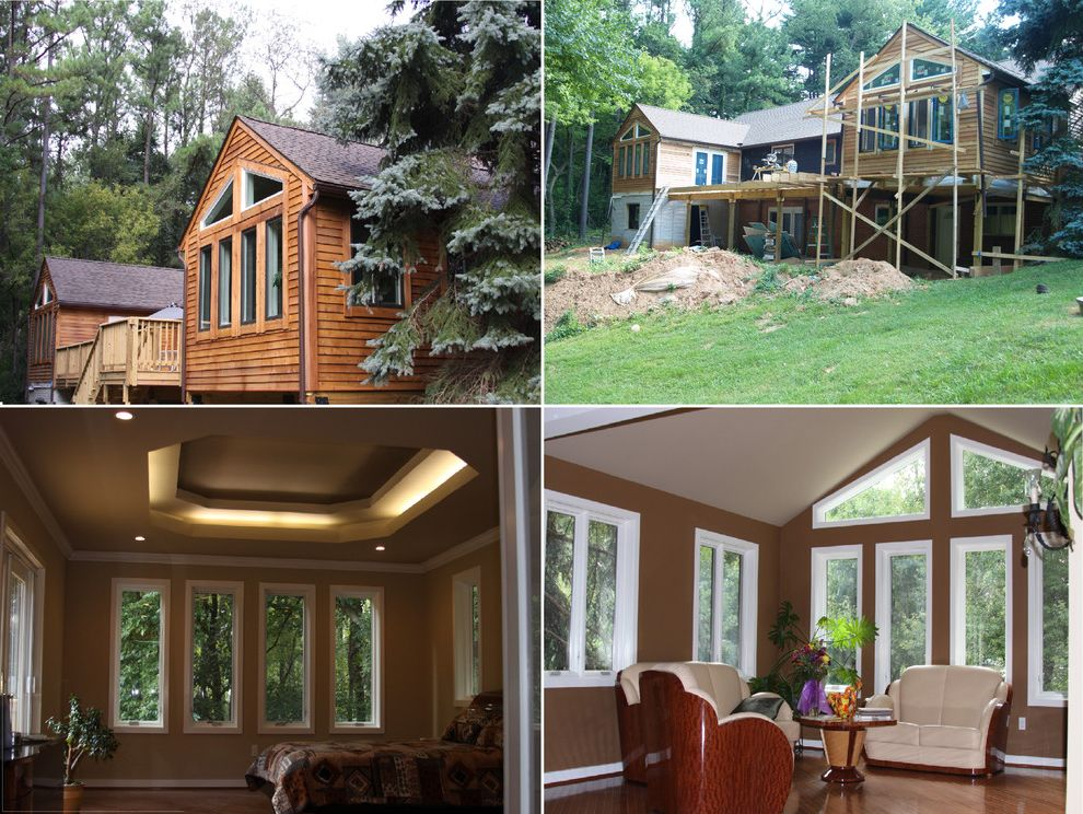Reisterstown Lumber    Spaces Also Deck Finish Carpentry Home Addition Interior Design Lighting Paint Patio Door Roof Siding Windows