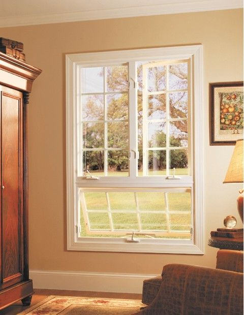 Reliabilt Windows with  Spaces  and Awning Casement Reliabilt Replacement Vinyl Window