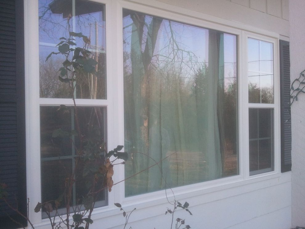 Reliabilt Windows with  Spaces  And