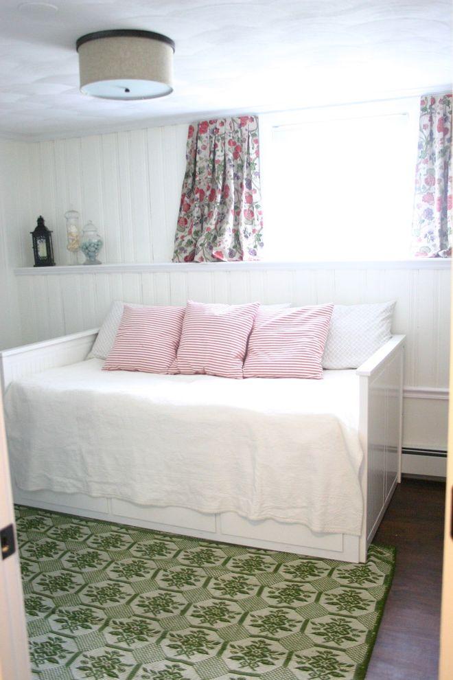 Removing Linoleum   Eclectic Bedroom  and Guest Bedroom