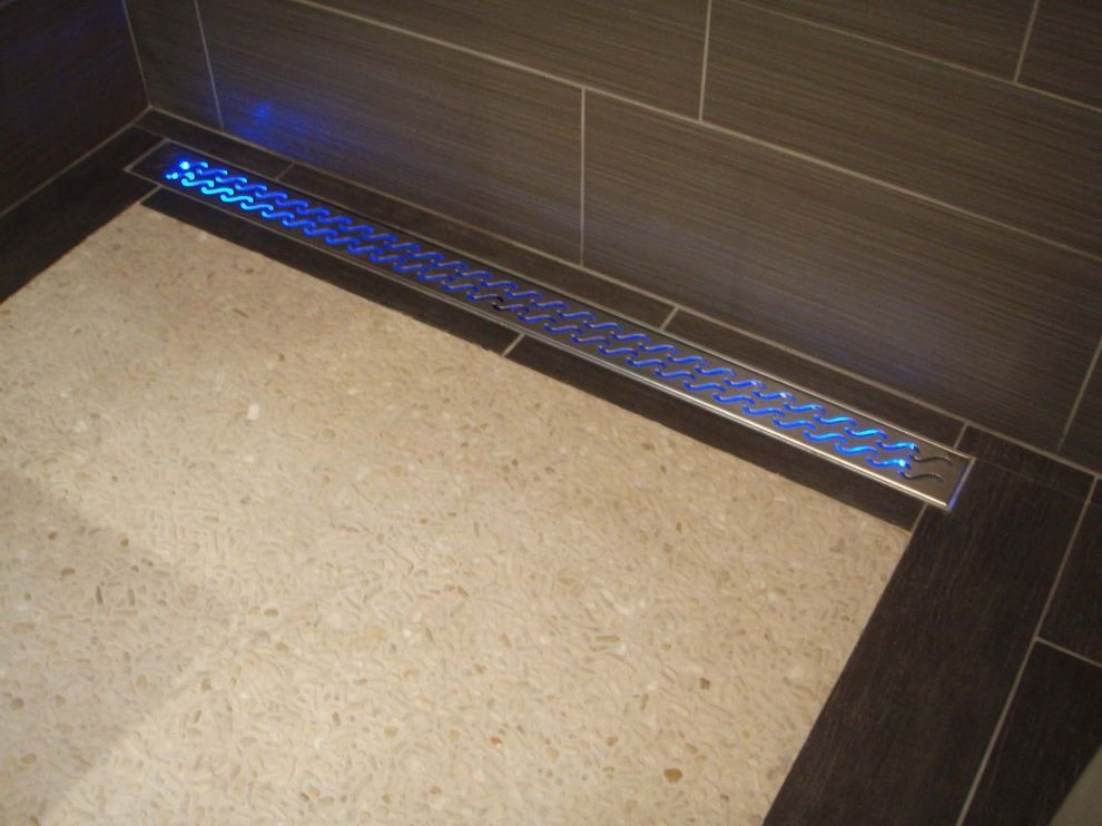 Replacement Shower Drain Cover with Contemporary Bathroom Also Contemporary