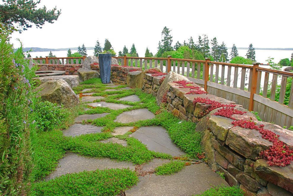retaining walls omaha ne rustic landscape and coastal path pavers