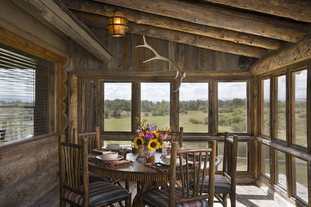 Rustic Porch $style In $location