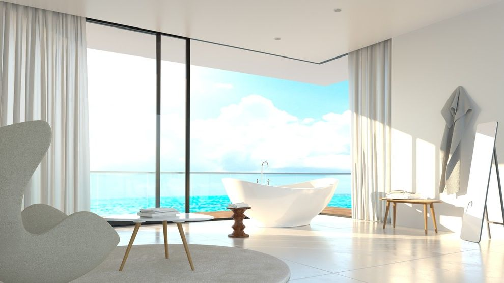 Rove Concepts Coupon with Contemporary Bathroom and Contemporary