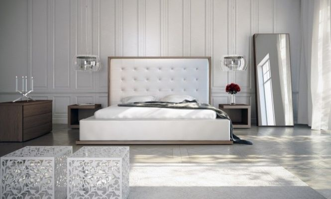 Rove Concepts Coupon With Modern Bedroom And Contemporary Bed Ludlow Modloft