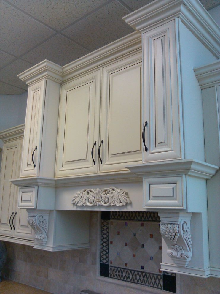 Rtacabinets with Traditional Spaces Also Cream Maple Glaze Rta Cabinets