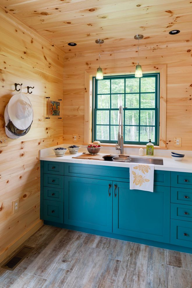 Lake House Mudroom $style In $location
