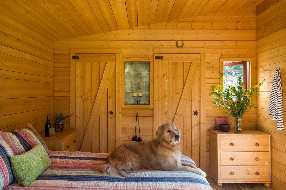 Scandinavian Mattress   Rustic Bedroom Also Bedding Cabin Flowers Sloped Ceiling Vase Windows Wood Dresser Wood Panel Ceiling Wood Panel Wall Wood Paneling