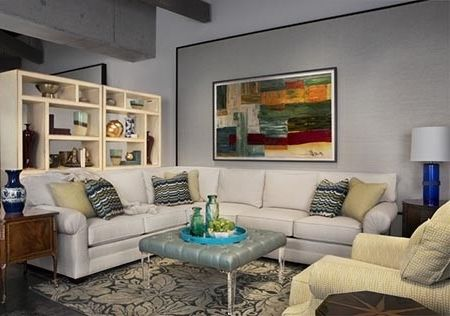 Scott Shuptrine   Contemporary Family Room Also Contemporary