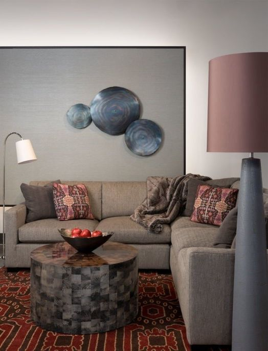 Scott Shuptrine   Transitional Living Room Also Transitional
