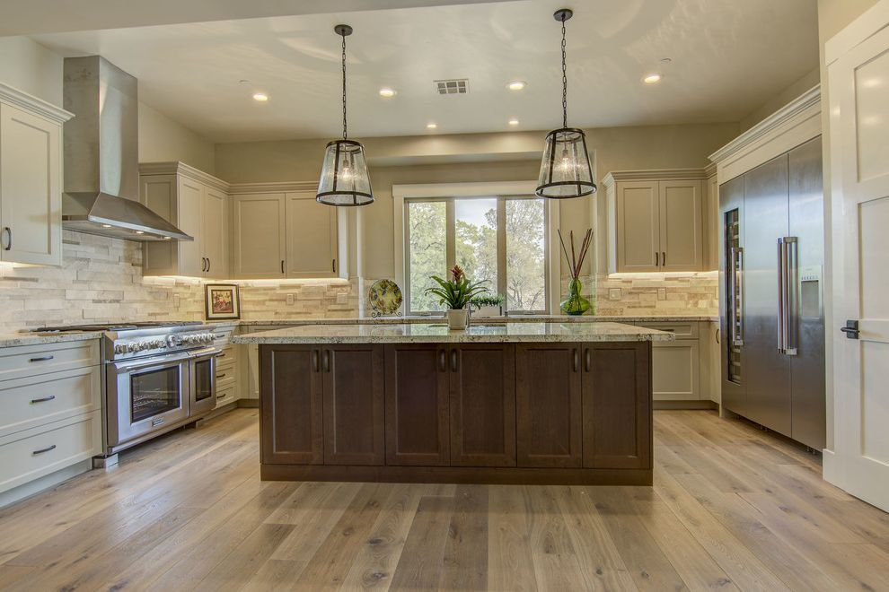Serrano Country Club   Craftsman Spaces  and Serrano Country Club Thermador