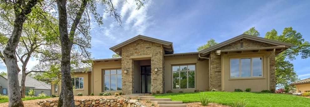 Serrano Country Club with Craftsman Spaces  and El Dorado Hills Serrano