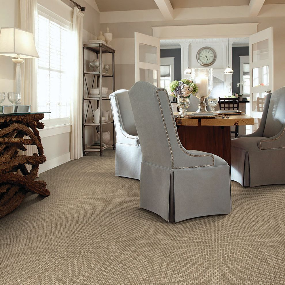 Shaw Carpet Reviews   Contemporary Dining Room  and Contemporary