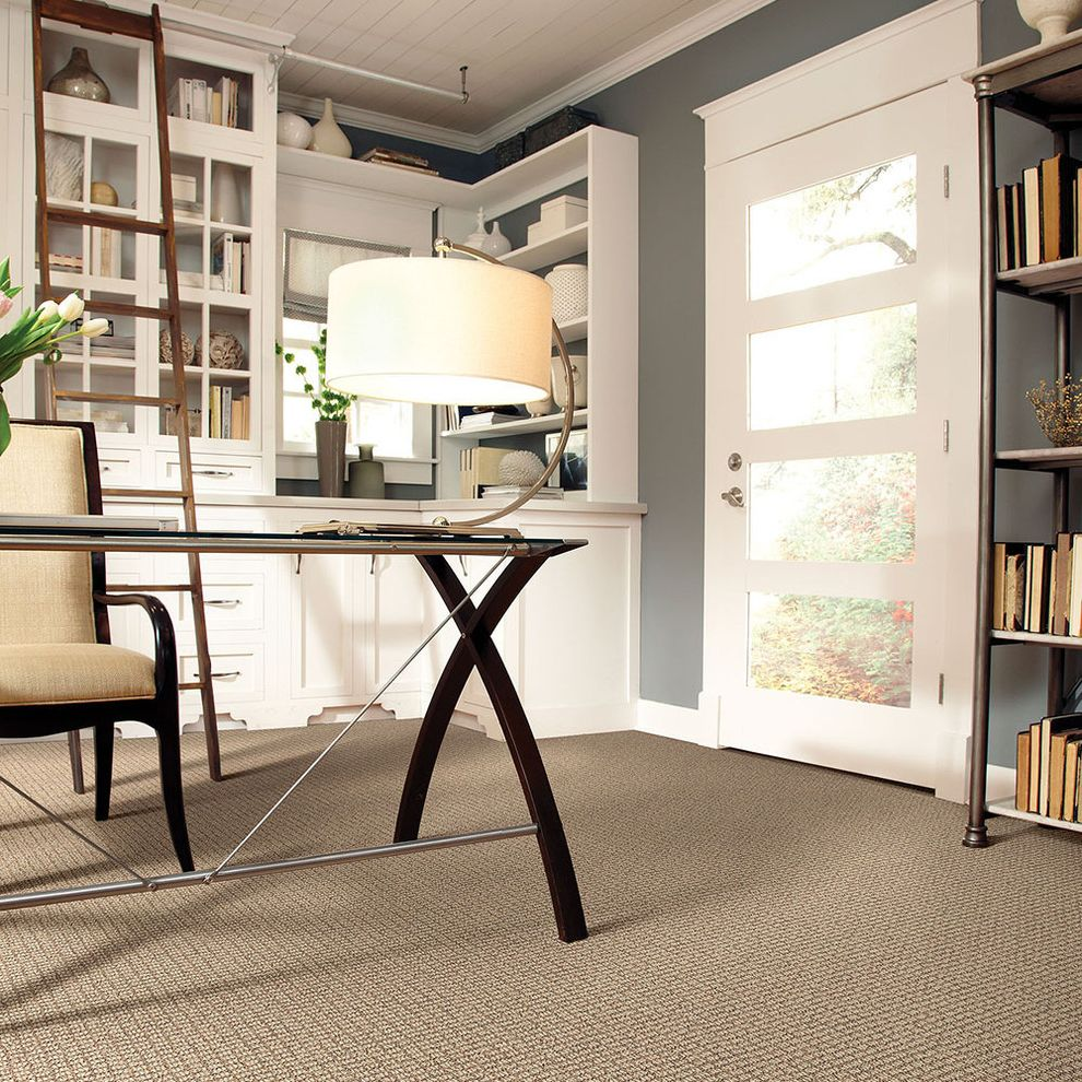 Shaw Carpet Reviews   Contemporary Home Office  and Contemporary