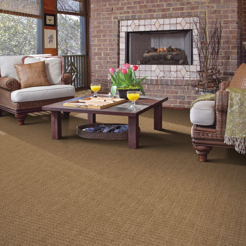 Shaw Carpet Reviews with Traditional Family Room Also Traditional