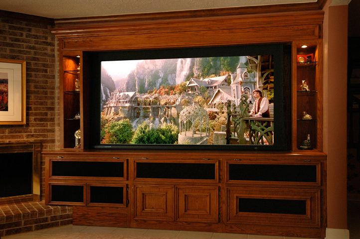 Signature Theaters    Home Theater Also Built in Media Wall Home Theater Home Theater Seating Theater