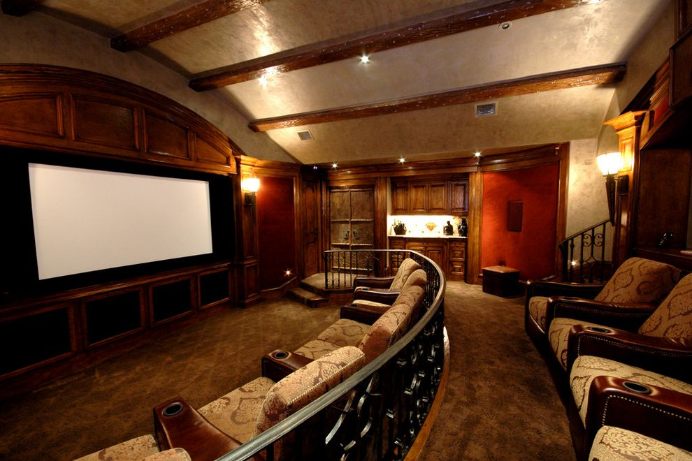Signature Theaters    Home Theater  and Built in Media Wall Home Theater Home Theater Seating Theater