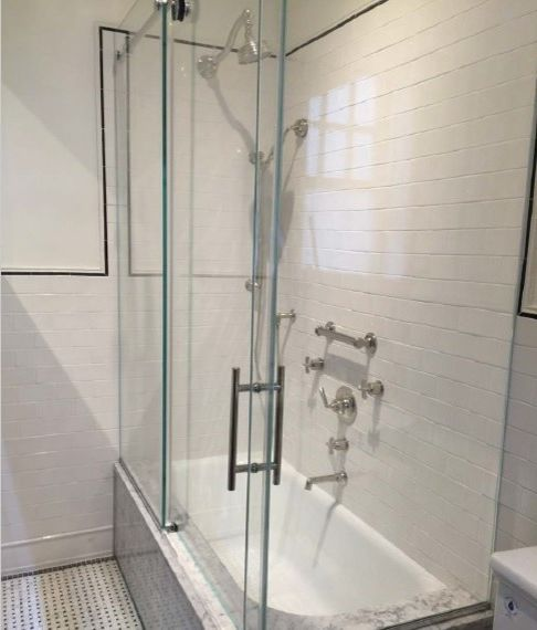 Simons Hardware    Spaces Also Glass Doors Glasscrafters Shower Doors