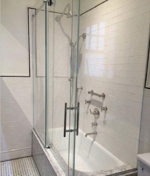 Simons Hardware    Spaces Also Glass Doors Glasscrafters Shower Doors
