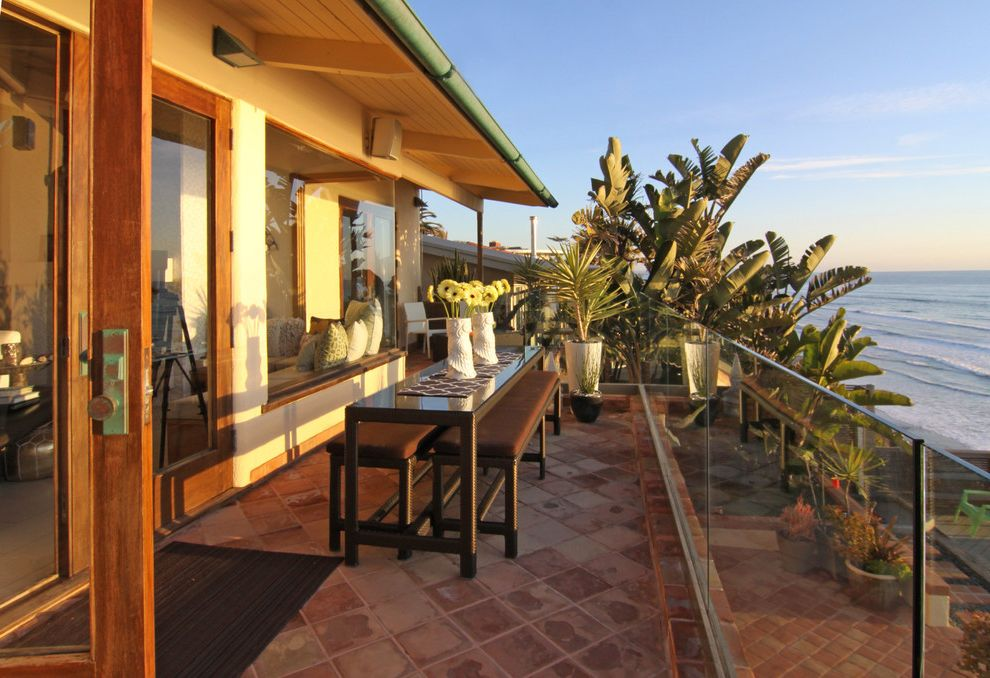A Relaxing Ocean View Patio $style In $location