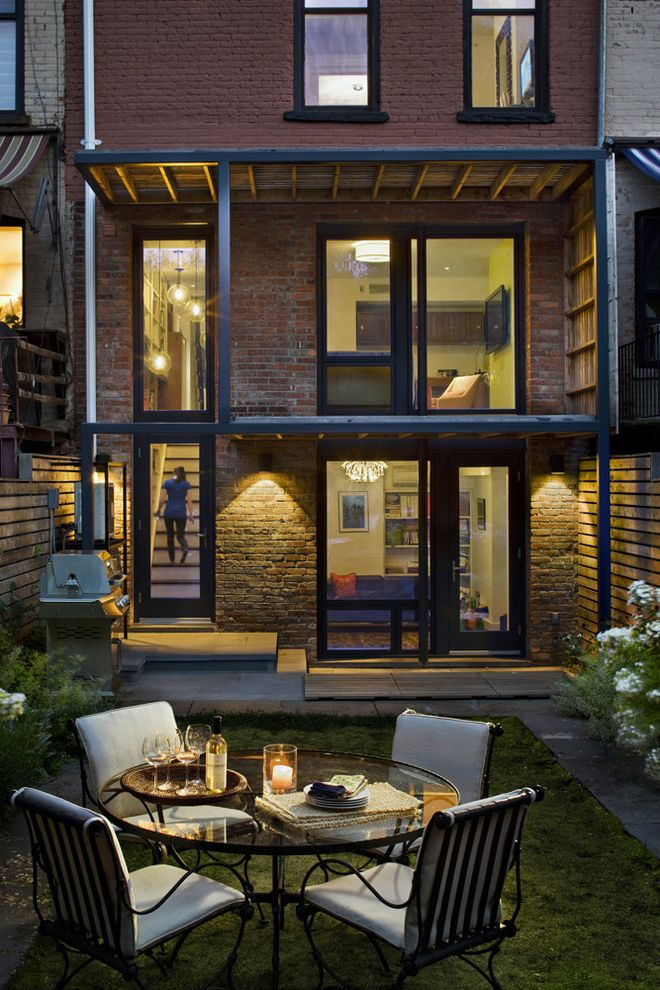 Sky Lodge Park City with Traditional Patio Also Windows