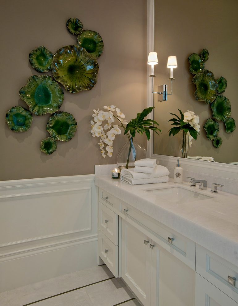 Sl Green Careers with Transitional Bathroom Also Block Construction Breathable Wall System Custom Golf Course Mission Style Panel Wainscoting Quail West Quality Construction Sophisticated Wall Relief White Countertop