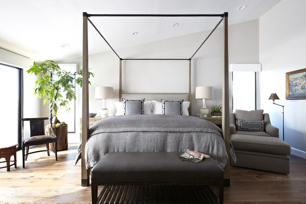 Sleep Number Bed Frame   Traditional Bedroom Also Bedroom Bench Canopy Bed Cornice Boards Four Poster Bed Gray Armchair Gray Bedding Indoor Plant Master Bedroom