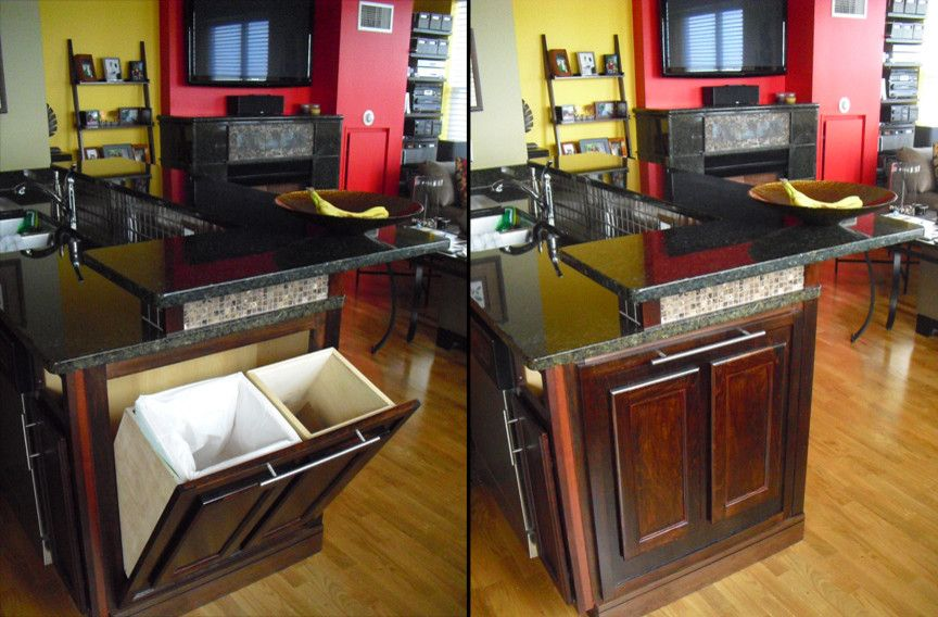 Smelly Garbage Disposal   Contemporary Kitchen Also Contemporary