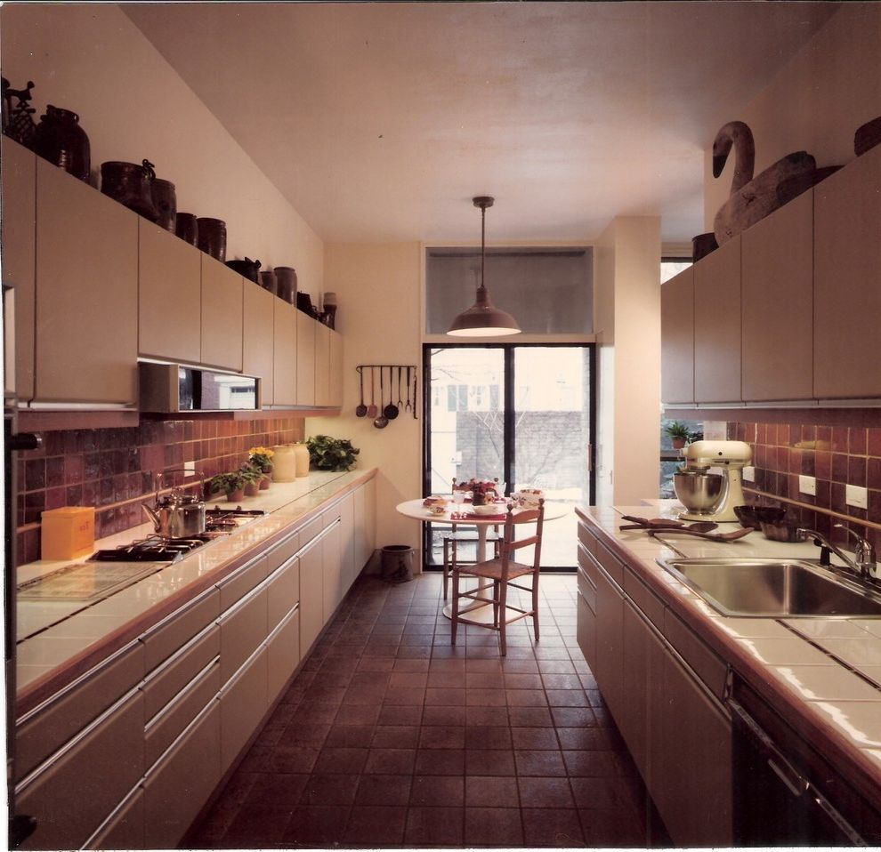Society Hill Towers   Modern Kitchen Also Imported Kitchen Laminate Modern Townhouse Urban