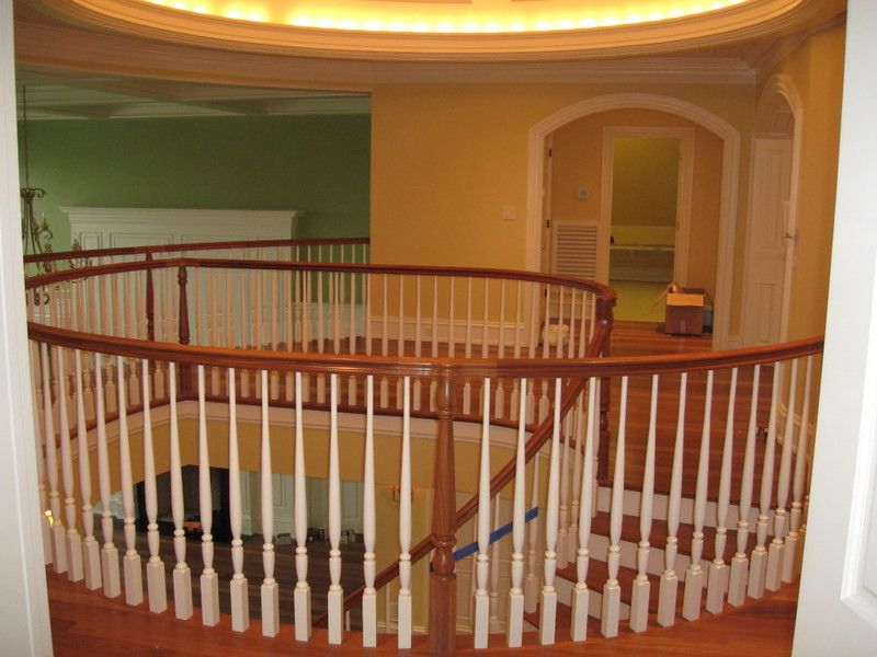 Southeastern Salvage Knoxville Tn   Traditional Staircase  and Curved Staircase Floating Stairs Freestading Stairs Grand Staircase Staircase Stairs